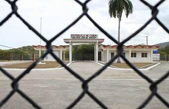 Inside Guantanamo's barbed wire fence