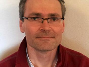 Jens Olav Nygaard of SINTEF ICT. (Photo: Martin L. Sætra)