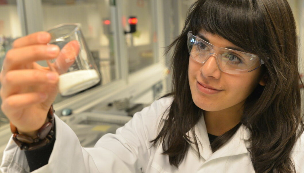 Ana Karina Carvajal is a Research Manager at SINTEF Fisheries and Aquaculture and is hoping that research can make a contribution towards more sustainable food production. Photo: Thor Nielsen.