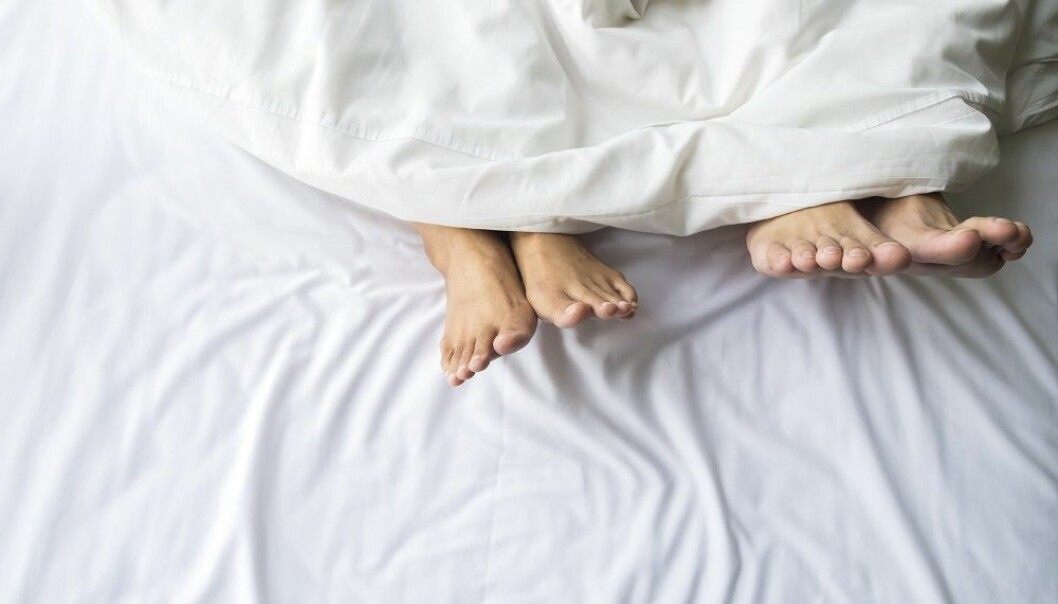 The role of human sex outside of reproduction remains something of an evolutionary mystery. But scientists believe that it is partly about tying the parties in the relationship together. (Illustrative photo: Colourbox)