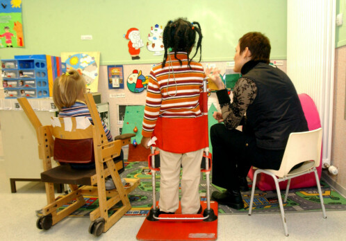 Parents with disabled children report different experiences with support services