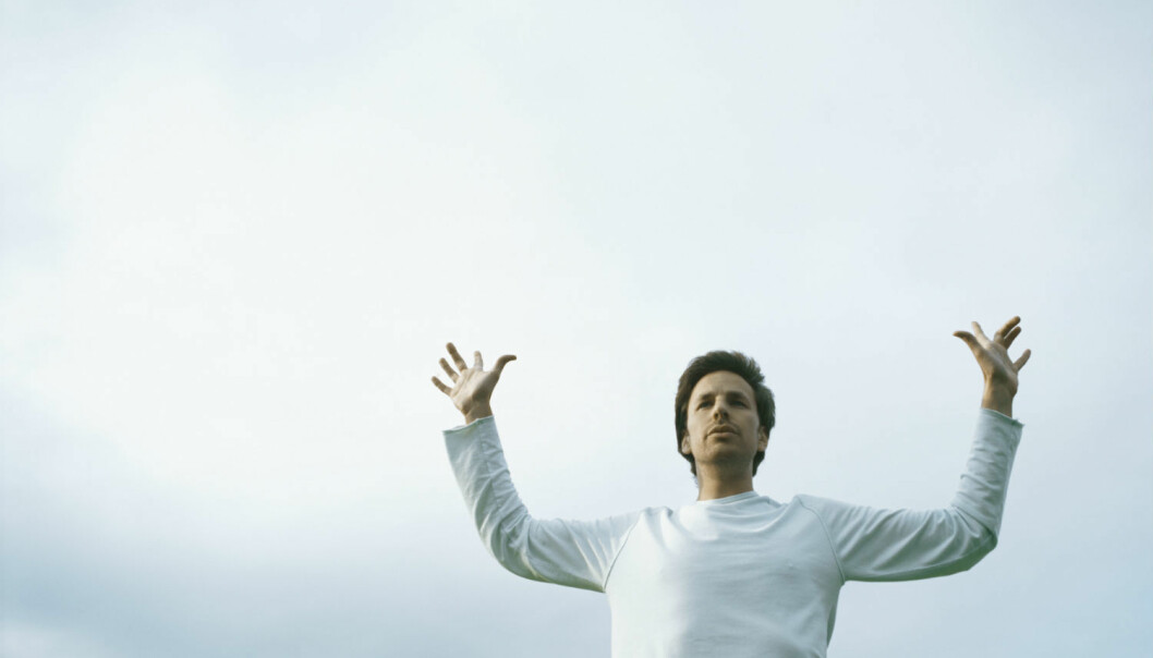 One study shows that tai chi, which is described as a gentle, inner, Chinese martial art, could be achieving good results in preventing falls in people with Parkinson's disease. (Illustration photo: Colourbox)