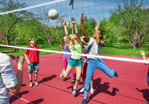 Physically active children are less depressed