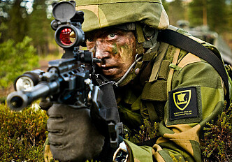 Why Norwegian soldiers didn't approve of 'Meat free Monday'