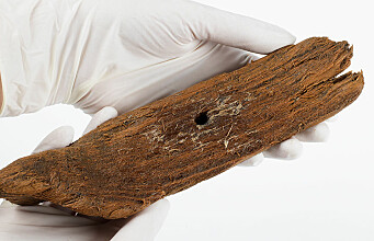 Archaeologists discover a thousand-year-old toy boat