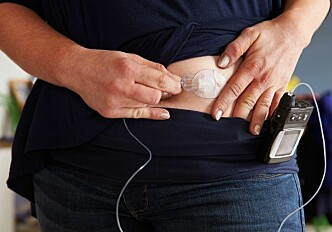 Diabetics who can't detect their own low blood sugar