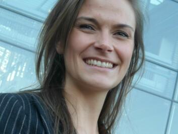 Karoline M. H. Kopperud. (Photo: Audun Farbrot/BI)