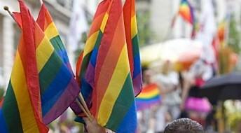 Norge får transe-kritikk