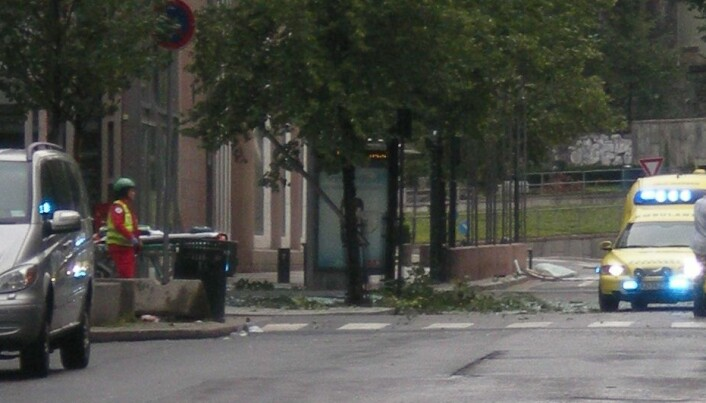 Oslo terrorism response: fine medical effort despite flaws