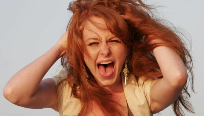 Redheads feel a different kind of pain