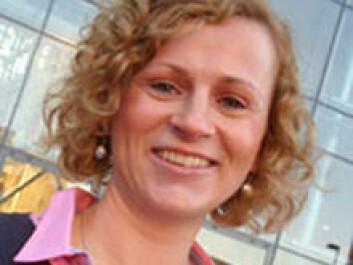 Christina G. L. Nerstad (Photo: Audun Farbrot)
