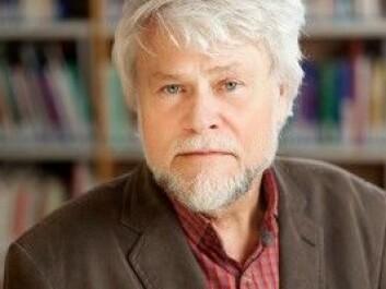 Researcher Jon Ivar Elstad of NOVA. (Photo: HiOA)