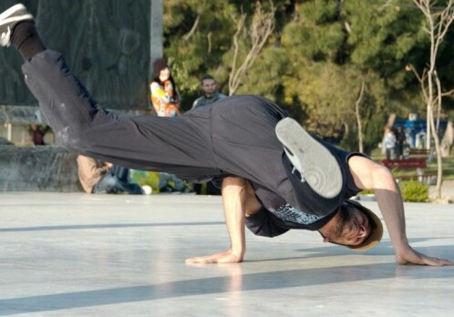 Breakdancing is more than just a dance