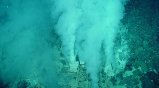 Virus hjelper og plager bakterier i dypet
