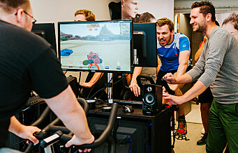 Tanks put an end to boring training