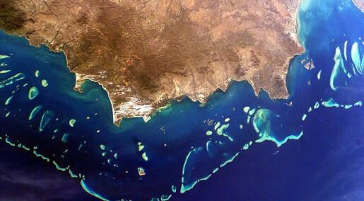 Australia verner store havområder