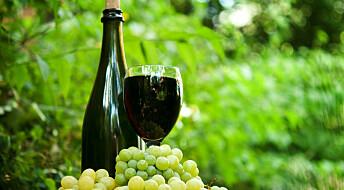 Ulik vin fra samme gård
