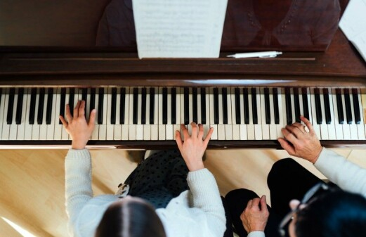 How beginners can learn to read music more efficiently