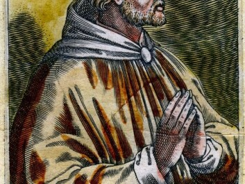 Pope John XXI didn't think Norwegian coins had value and refused to accept them. (Illustration: Wikipedia)