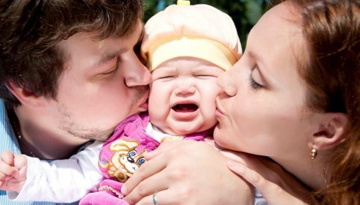 Baby cries shorten our reaction time