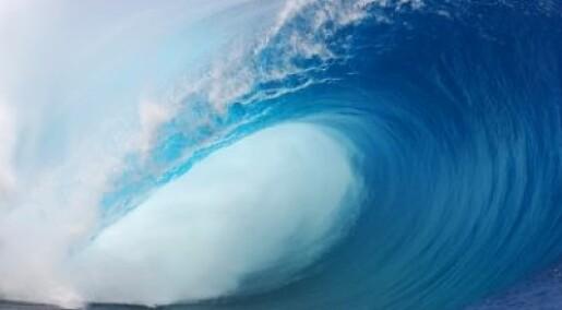 Varselsystem mot tsunamier er klart