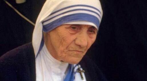 Mor Teresa – kanskje ikke så hellig