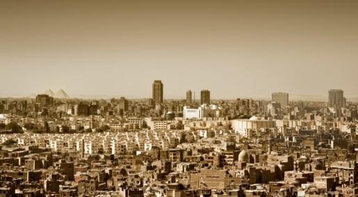 Mer effektiv husbygging i Egypt