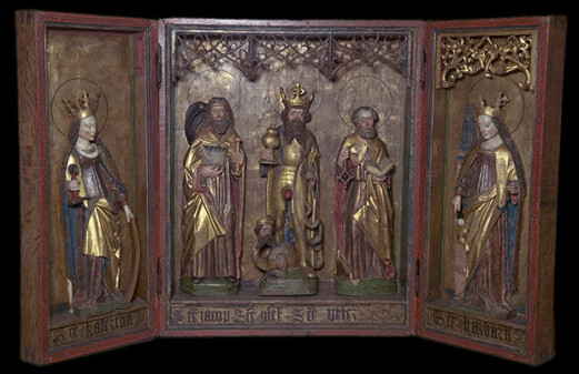 Research reveals origins of Norwegian altarpieces
