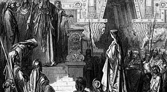 DNA-spor fra dronningen av Sabas reise