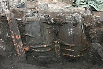 Vikingbæsj avslører gamle matvaner