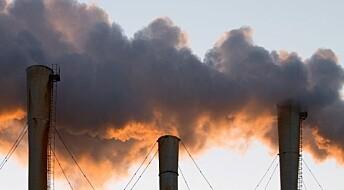 Kina kutter luftforurensing