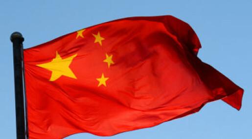 Kinesisk kyst i trøbbel
