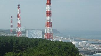 Radioaktive vinder fra Japan