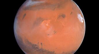 Mindre hjerneaktivitet for de som reiser til Mars