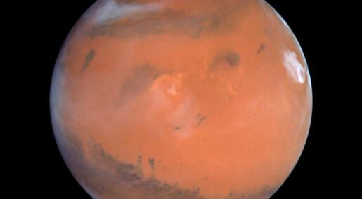 Mars One har valgt sin første vitenskapelige last