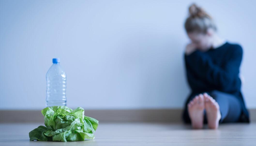 Piller tilsatt litt cannaboid, som er det aktive stoffet i cannabis, hadde en gunstig effekt for 24 kvinner med alvorlig, kronisk anoreksi. Det er likevel viktig at folk ikke begynner å selvmedisinere seg med cannabis på bakgrunn av det nye studien, understreker forskeren bak. (Illustrasjonsfoto: Microstock)