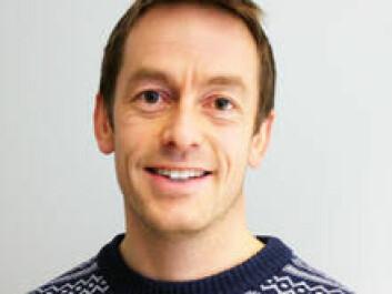Harald Øverli Eriksen. Photo: Norut.