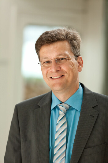 Seniorforsker Andreas Stohl er prosjektkoordinator for ECLIPSE og seniorforsker ved NILUs avdeling for atmosfære og klima. (Foto: Ingar Næss)