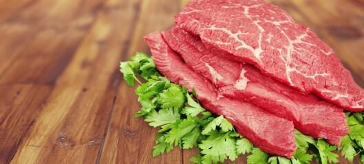 Fremtiden for rødt kjøtt