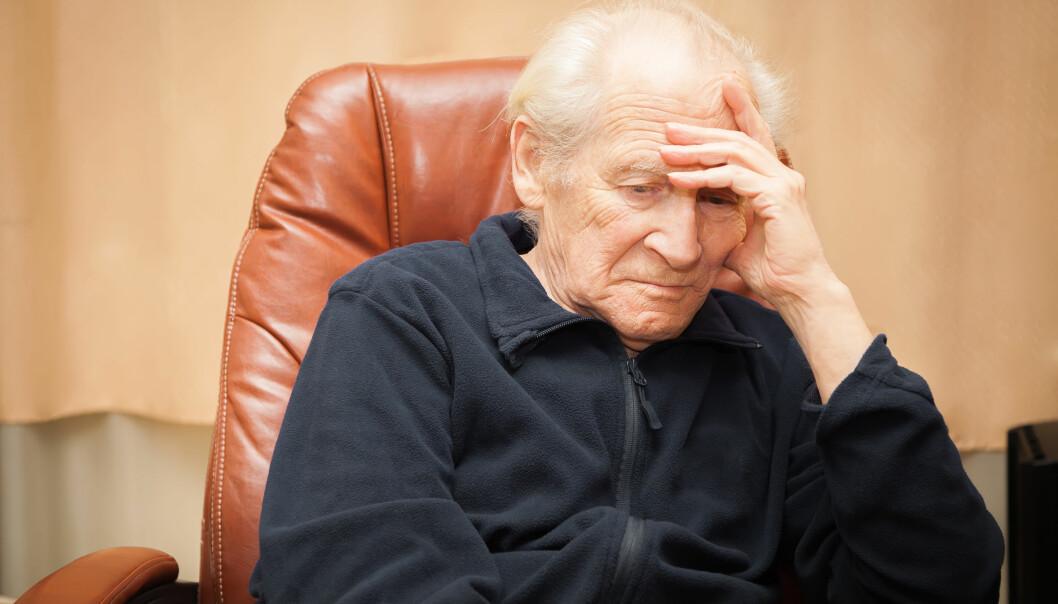 Levealderen går opp,men stadig flere av oss lever med kroniske sykdommer og plager. (Illustrasjonsfoto: Microstock)