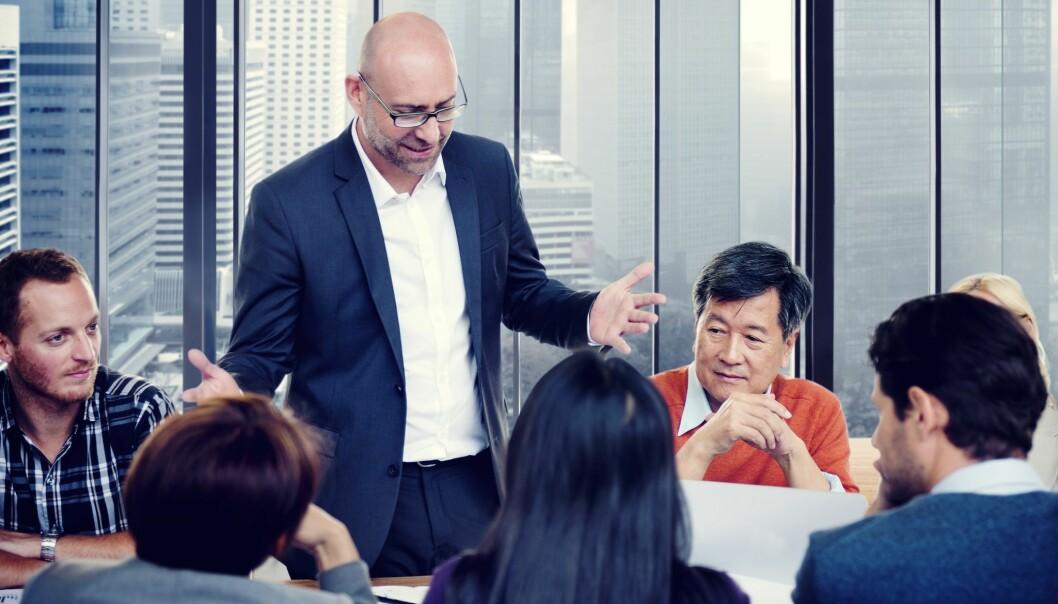 Nøkkelen til konkurransefordeler og forretningsmessig suksess for multinasjonale selskaper er vellykket kunnskapsoverføring mellom bedrifter i ulike land. (Illustrasjonsfoto: Microstock)