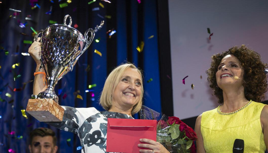Forsker vant Grand Prix med stamcelleforskning