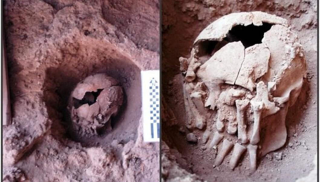 9000 år gammel halshugging i Brasil