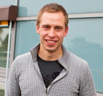 Olav Vikmoen har studert effekten av styrketrening på utholdenhetsprestasjoner. (Foto: Yvonne Haugen)