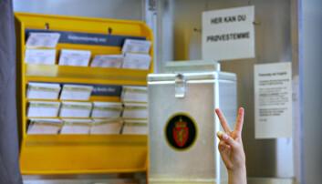 Kommunestyrevalget i 2011 ble kalt «Ungdomsvalget». Mange unge ble politisk interessert og flere unge ble valgt inn i politikken. Nå har forskere sett på hva som skjedde.  (Foto: Dan P. Neegaard, NTB/Aftenposten)