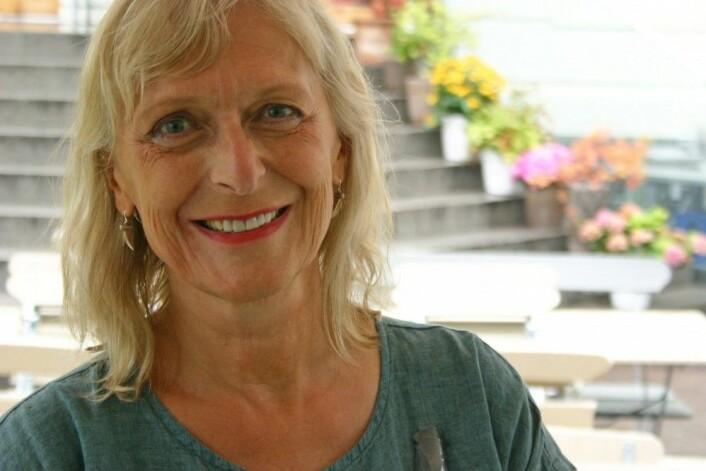 Maja-Lisa Løchen er en av Norges fremste eksperter på kvinners hjertesykdommer. (Foto: Ida Irene Bergstrøm)