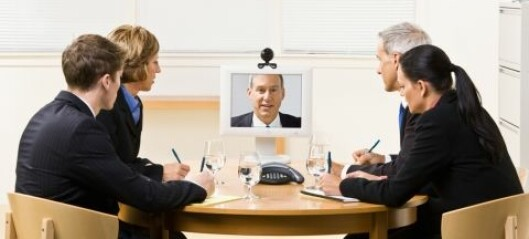 Video conferencing with improved sound