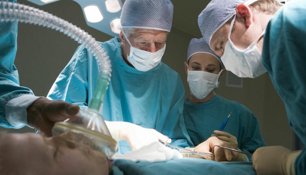 Hva skal vi med en matematiker i operasjonssalen?