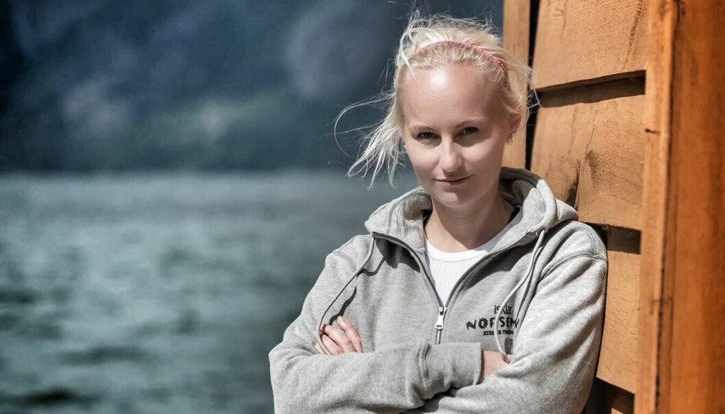 Inger Lund-Kordahl er lege og stipendiat i akuttmedisinsk og anestesiologisk forskningsgruppe, og forsker på førstehjelpskunnskaper i Forsvaret.  (Foto: Privat)