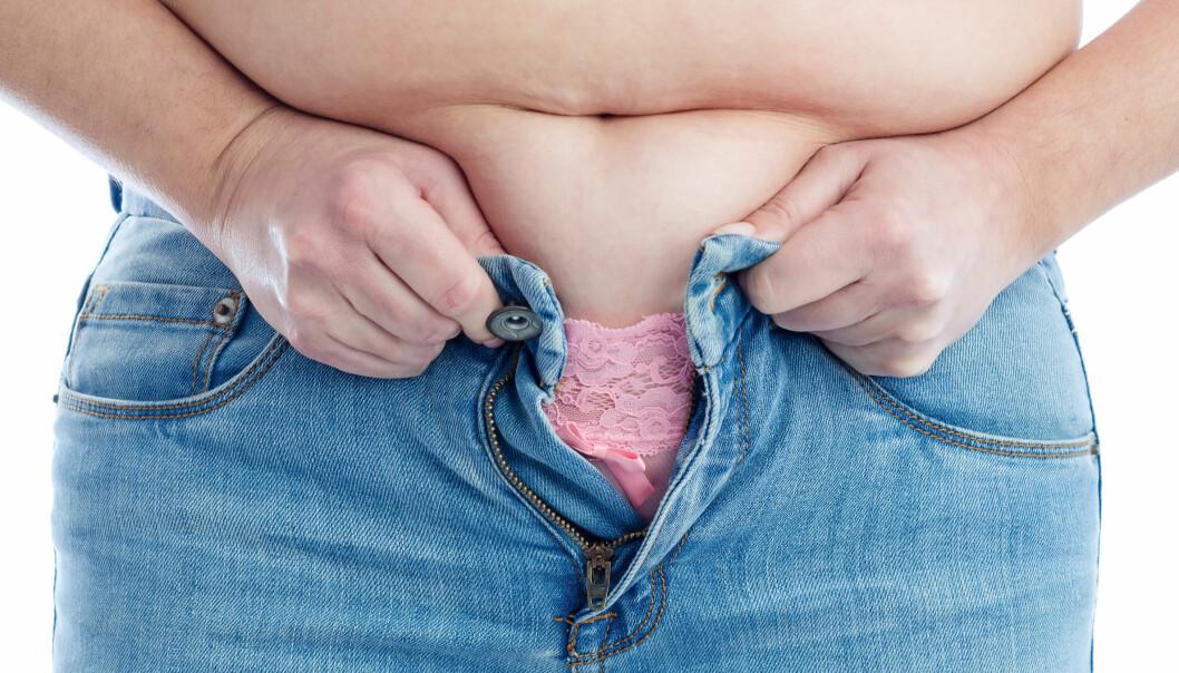 De største farene for død, samlet sett, kan forebygges med endringer i livsstil. Høyt blodtrykk, som blant annet kan skyldes overvekt, dreper flere og flere globalt. (Illustrasjonsfoto: Microstock)